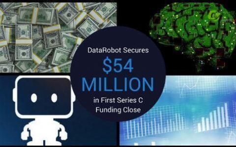 机器学习平台DataRobot获5400万美元C轮融资