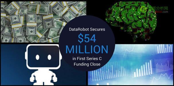 机器学习平台DataRobot获5400万美元C轮融资,帮用户在短时间构建高精确机器学习模型