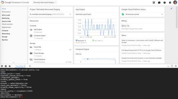 Google推出Cloud Datalab:数据探索与可视化的交互式工具