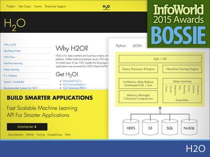 2015Bossie评选:最佳开源大数据工具-数据分析网