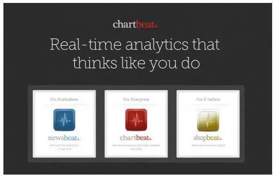 10款值得收藏的网站数据实时分析工具-数据分析网
