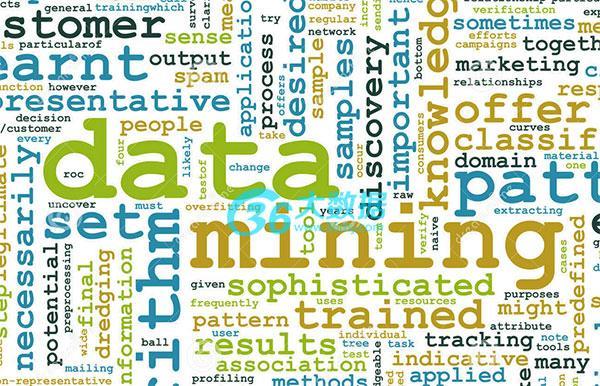 大数据从头至尾都脱离不了数据挖掘?