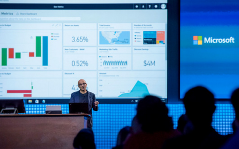 为摆脱美国政府监控,微软将新数据中心建在了德国
