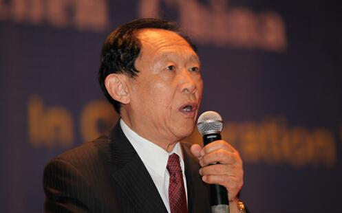 """中国科学院院士陈国良:大数据时代应消除""""数据孤岛"""""""