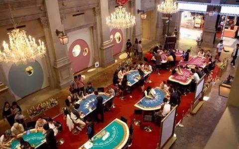 大数据告诉你,为什么进赌场总是输