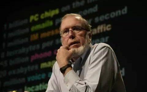 Kevin Kelly:大数据时代没有旁观者