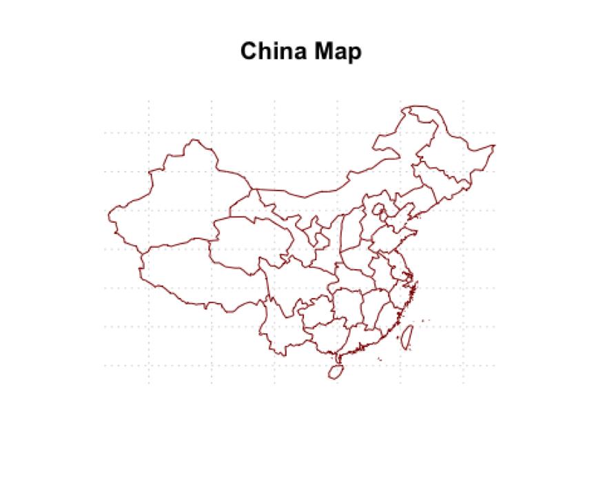 用R语言进行数据分析:如何绘制各国地图?