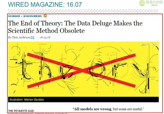 """0个值得反思的大数据故事"""""""