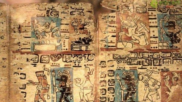 用算法揭示玛雅文字的奥秘