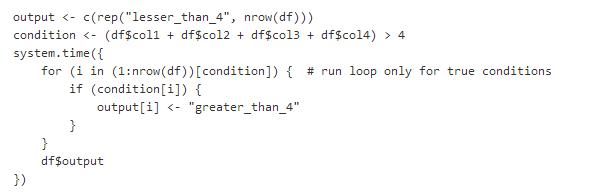 .只在条件语句为真时执行循环过程