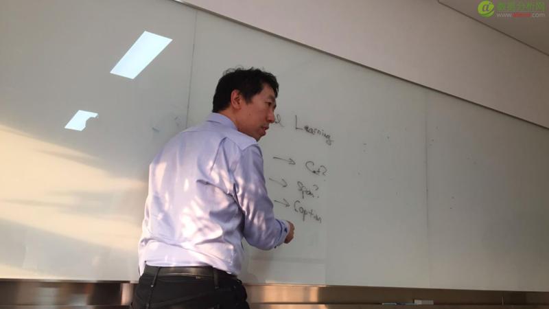 我们和百度首席科学家聊了聊人工智能、深度学习以及一些AlphaGo大战李世石