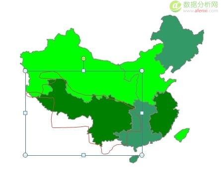 介绍一些画地图呈现数据可视化的方法和思路