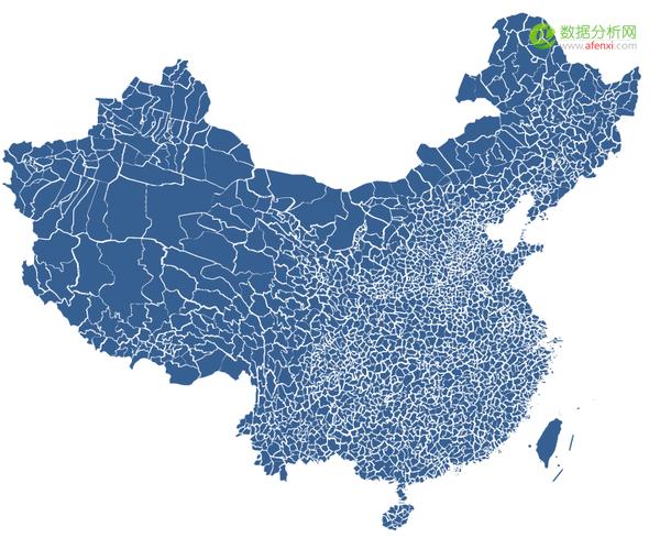 用Excel做出强大漂亮的数据地图