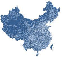 用Excel做出强大漂亮的数据地图-数据分析网