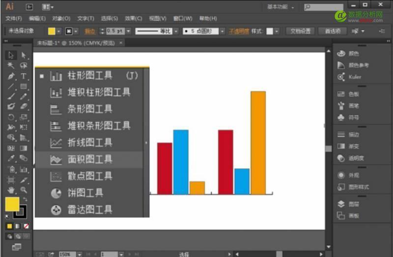 数据可视化技术四大派系:办公室派、设计师派、分析师派和工程师派-数据分析网