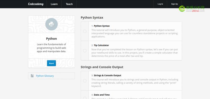 """9个学习Python编程的资源"""""""