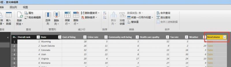 数据可视化系列:Power BI基于Web数据的报表制作(经典级示例)-数据分析网