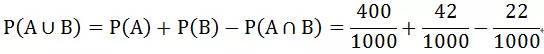 小白学统计(8)——概率的基本运算法则