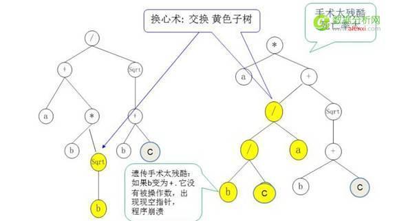 趣味数据挖掘系列10:基因表达式编程