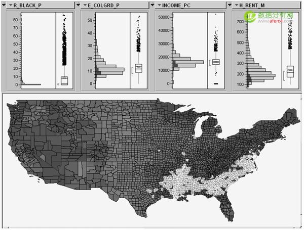 大数据可视化的方法、挑战及进展