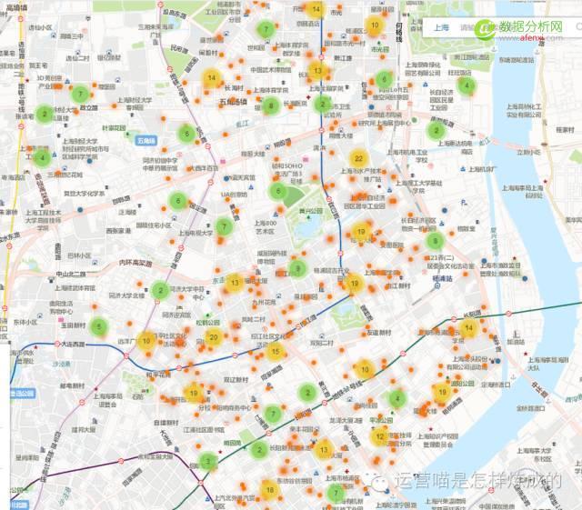 """如何在15分钟内学会""""高大上""""的数据地图分析方法?-数据分析网"""
