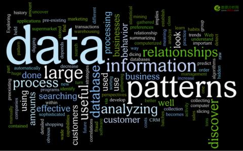做数据挖掘工作需要具备哪些思维原理?