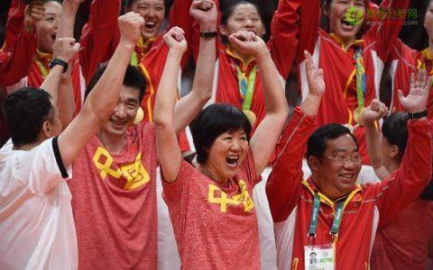 中国女排金牌背后的数据分析