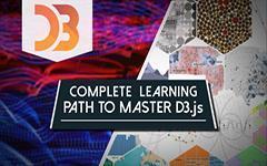 D3.js新手到专家:使用D3.js进行交互式可视化的完整学习路径-数据分析网