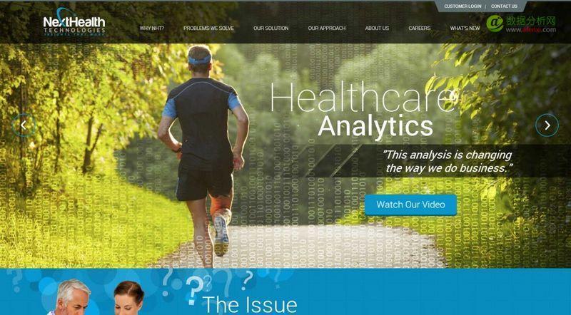减少不必要的急诊行为,医疗保健分析平台 NextHealth 获 850 万美元 A 轮融资