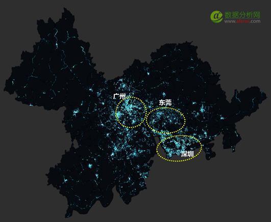 数据可视化:看了这些大尺度夜生活内幕,你可能就不会再想去东莞了