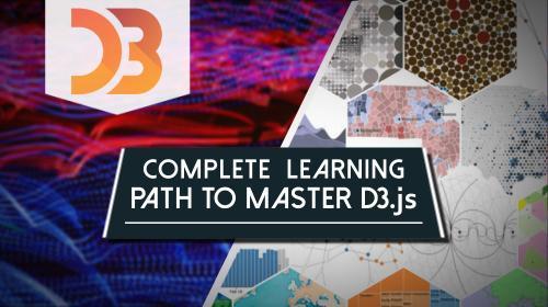D3.js新手到专家:使用D3.js进行交互式可视化的完整学习路径