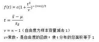 小白学统计(28)抽样分布:t分布