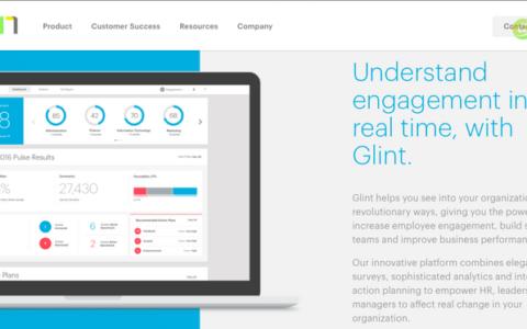 美国大数据初创公司Glint获2700万美元C轮融资,利用人工智能提高员工参与度