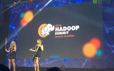 从Hadoop Summit 2016看大数据行业与Hadoop的发展
