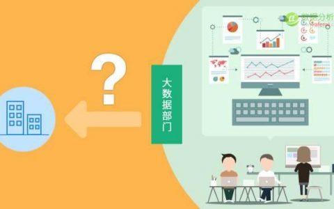 桑文峰:在大数据时代,每家公司都要有大数据部门吗?
