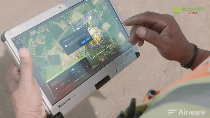 无人机操作系统开发商 Airware 收购无人机数据分析初创企业 Redbird