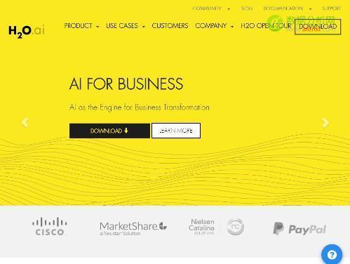 15 个开源的顶级人工智能工具-数据分析网