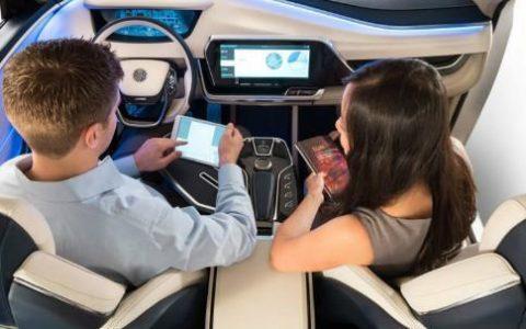 大数据造梦无人驾驶,老司机何去何从?