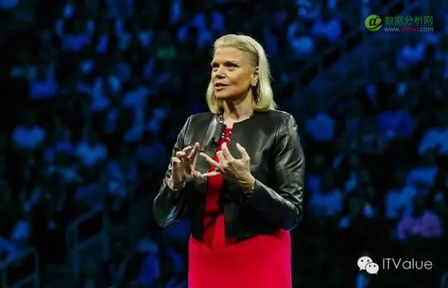解读一个新IBM的平台战略:云、大数据分析与人工智能