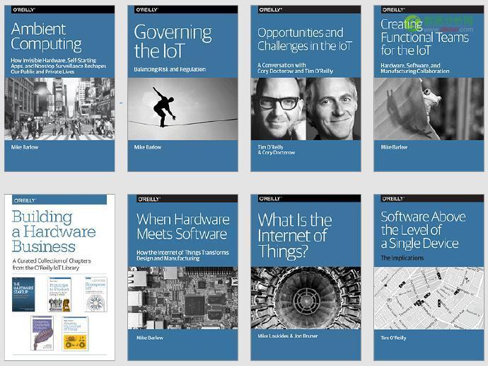 OReilly 免费电子书:编程、Web开发、数据科学等