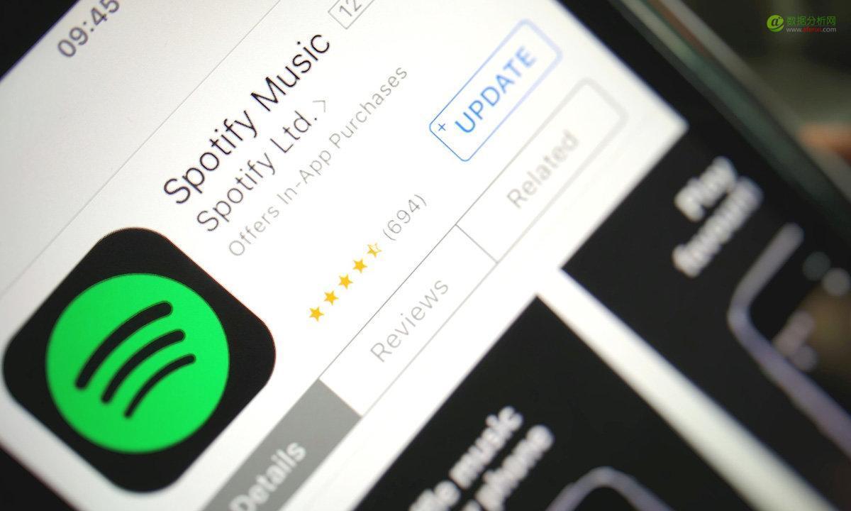 Spotify收购云技术服务Preact,以促进高级用户群增长