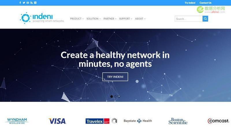众包机器学习网络运营服务平台提供商 indeni 获得 1000 万美元风险投资
