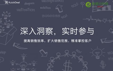 KuickDeal完成数千万元融资,将用于用户行为数据分析研发