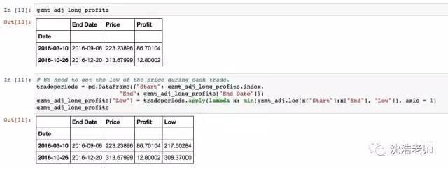 股票组合 | 用Python玩玩股票投资组合进行量化交易