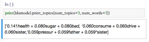 主题模型初学者指南[Python]