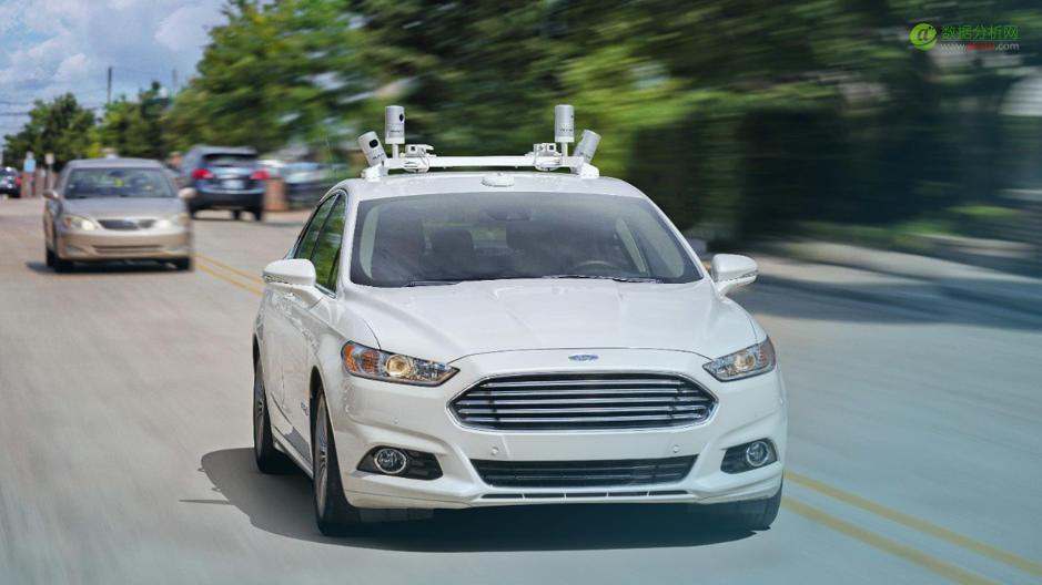 人工智能初创公司Argo AI获福特10亿美元注资,将共同开发虚拟驾驶员系统