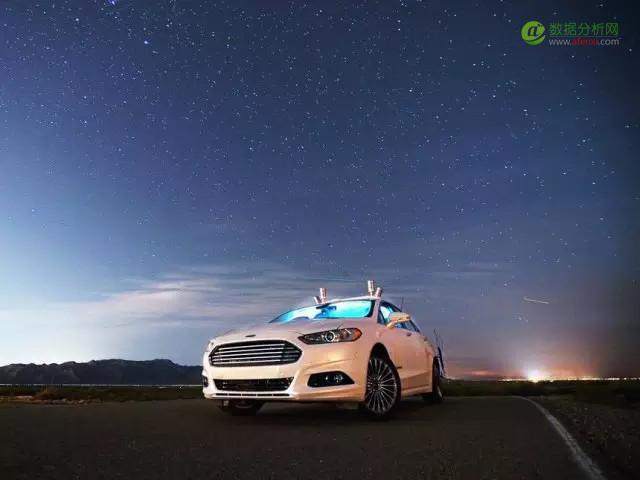 用数据说话:自动驾驶技术哪家强?