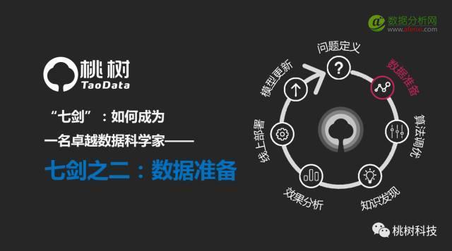 如何成为一名卓越的数据科学家 ——桃树七剑之二:数据准备中那些不为人知的数据源