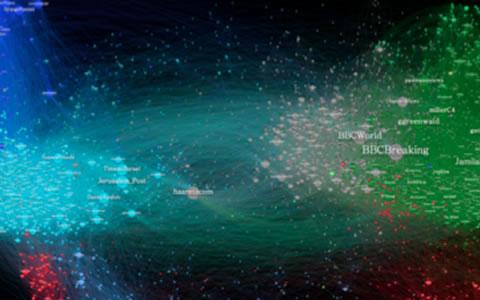 以色列借完美图表解读大数据:能使每个人轻松弄懂复杂问题