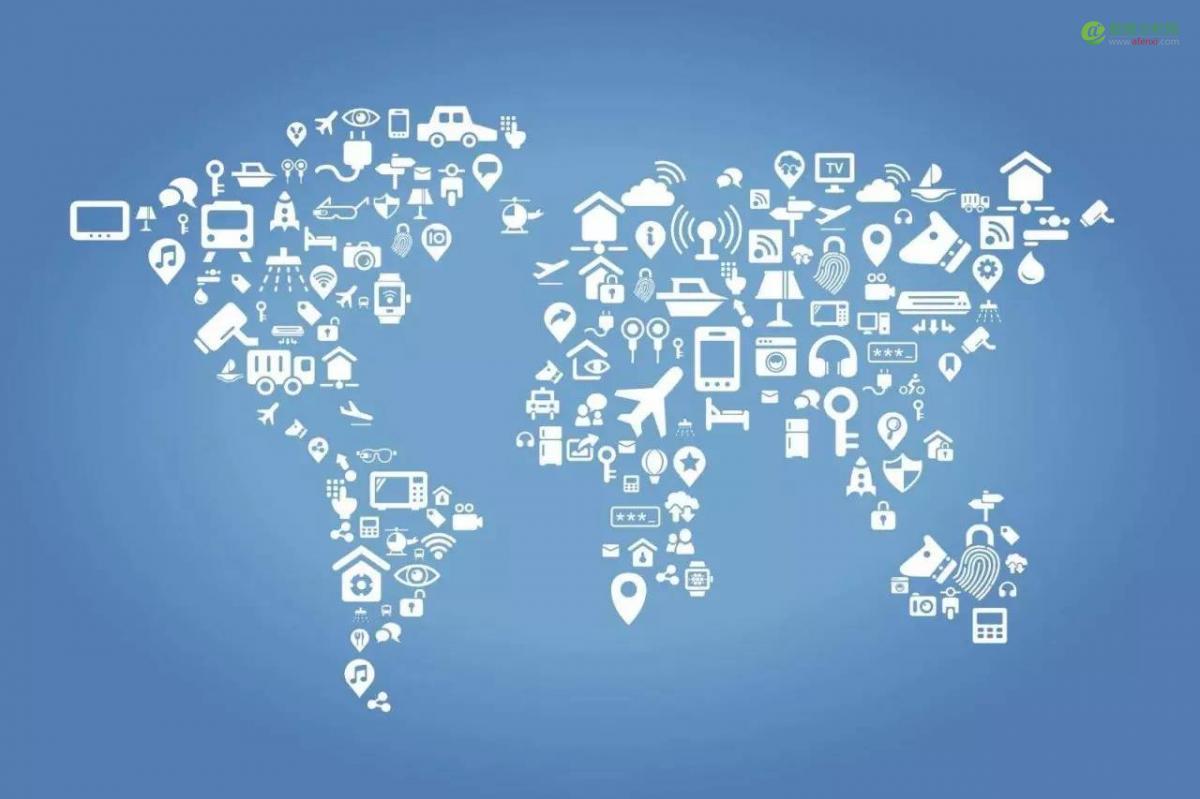 数据时代:物联网,让生活更加智慧